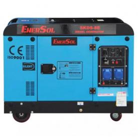 Генератор дизельный EnerSol SKDS-8E (B)