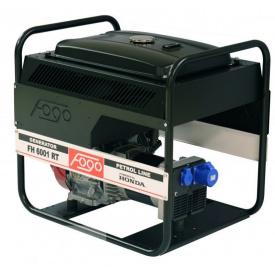 Генератор бензиновый FOGO FH6001RT