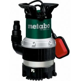 Насос погружной для грязной / чистой воды Metabo TPS 14000 S Combi (0251400000)