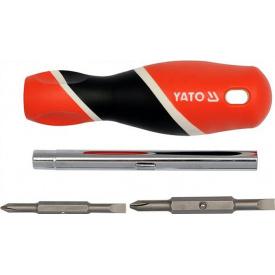 Отвертка YATO 2 двусторонние насадки (YT-25971)