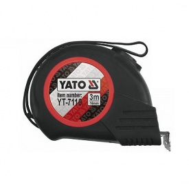 Рулетка YATO 3мx16мм (YT-7110)