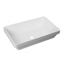 Умывальник для ванной комнаты Bulsan Minima incasso прямоугольный 580х370х140