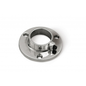 Кріплення для круглої труби GTV 25 мм хром