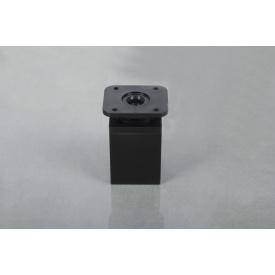 Мебельная ножка GTV DAKP-26 60 мм черный