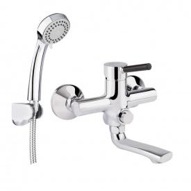 Смеситель для ванны Qtap Inspai CRM 005BN