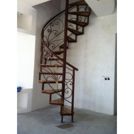 Изготовление лестницы на больцах