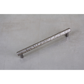Меблева ручка Giusti РГ 574 WMN761.160.00C8 залізо біле вінтажне