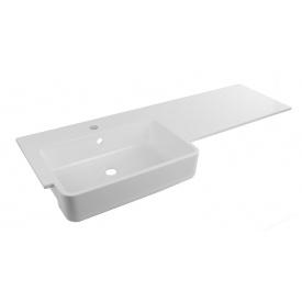 Умывальник для ванной комнаты Bulsan Magic 1205x455х147 левый