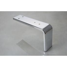 Мебельная ножка GTV MODERN D 4 130 мм хром