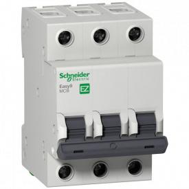 Вимикач автоматичний SCHNEIDER EZ9 3P 32A С EZ9F34332