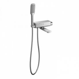 Смеситель для ванны IMPRESE SMART CLICK 2 режима хром ZMK101901040