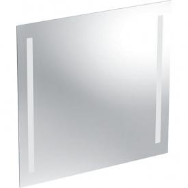 Зеркало с подсветкой Geberit Option Basic двухсторонняя подсветка 70x65 см 500.587.00.1