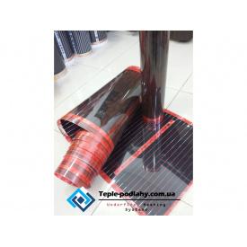 Саморегулирующаяся инфракрасная нагревательная плёнка RexVa PTC (0.50 х 0.50) Отрезная
