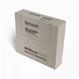 Комплект картриджей 1-2-3-4 Ecosoft для фильтра RObust PRO CHVROBUSTPRO