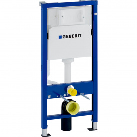 DUOFIX Basic монтажный элемент для подвесного унитаза GEBERIT 458.103.00.1