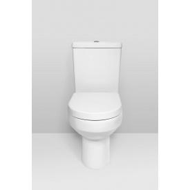 Унітаз-компакт AM.PM SPIRIT підлоговий, з сидінням з функцією Soft Close 365x635 мм h850 мм, колір білий C708607SC