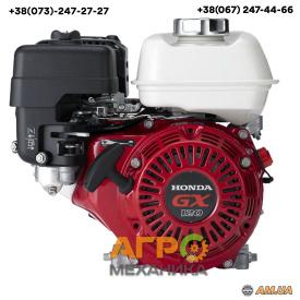 Двигатель Honda GX120UT2 SG24 SD