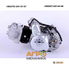 Двигатель на мопед Дельта/Альфа (72CC) - механика
