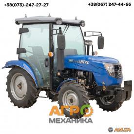 Мини трактор DW 244AHTXC с кабиной