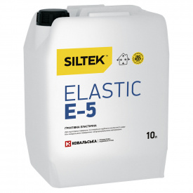 Siltek E-5 Elastic Грунтовка эластичная 10 л