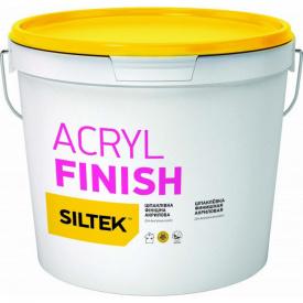Siltek Acryl Finish Шпаклевка финишная акриловая 5 кг