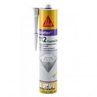 Sikaflex-112 Crystal Clear, 300 мл прозрачный универсальный клей-герметик