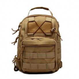 Тактическая военная сумка рюкзак OXFORD 600D Coyote