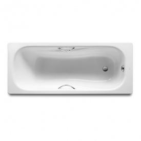 PRINCESS ванна 170x75см прямоугольная с ручками без ножек Roca A220270001