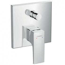 Metropol Змішувач для ванни одноважільний зовнішня частина на 2 споживача HANSGROHE 32545000