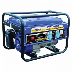 Генератор бензиновый Werk WPG3600 2,5 кВт