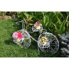 Подставка для цветов Прованс Велосипед 2