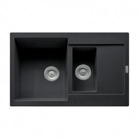 Кухонная мойка Franke Maris MRG 651-78 Оникс 114.0381.015