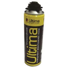 ULTIMA Очищувач монтажної піни 500 ml ПТ-9647