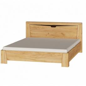 Кровать Либерти Эверест 140х200 см Дуб крафт золотой