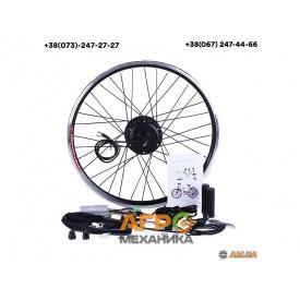 Электронабор 36V 350W для велосипеда (колесо заднее 27.5, без дисплея)