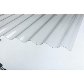 Лист Salux W бронзовий хвиля 2x0,9 м