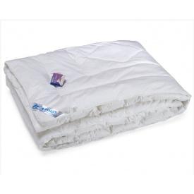 Одеяло Руно искусственный лебяжий пух полуторное 140x205 см тик 650 г