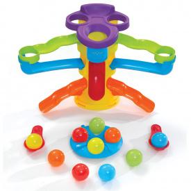 Столик для игры с водой BUSY BALL 70,9x80x80 см