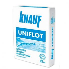 Шпаклівка Knauf Uniflott для швів 25 кг