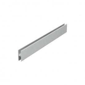Планка соединительная VOX KERRAFRONT FS-282 серебряно-серый 3 м
