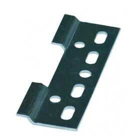 Планка навісу Scilm сталева 120 мм