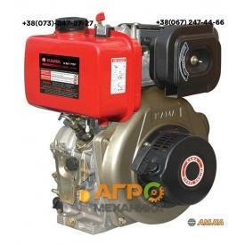 Двигатель Kama КМ170FA