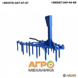 Борона универсальная зубчатая регулируемая (AMG)