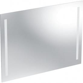 Зеркало с подсветкой Geberit Option Basic двухсторонняя подсветка 90x65 см 500.589.00.1