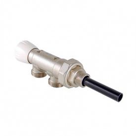 Узел инжекторный для подключения радиатора 1/2х100 3/4 евроконус Valtec VT.025.N.E04100