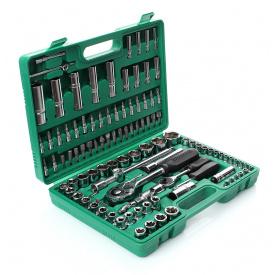 Набор инструментов Tagred 108 элементов + 12 ключей