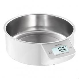 Весы кухонные Sencor SKS4030WH