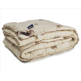 Одеяло шерстяное Руно Wool Sheep 400 г/м2 евро полуторное 155x210 см