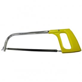 Ножовка по металлу 300 мм ручка пластик Сталь