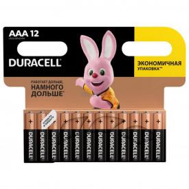 Батарейки DURACELL LR03 MN2400 упаковка по 12 шт